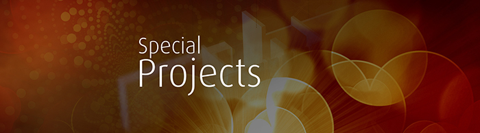 Special Projects – Intro