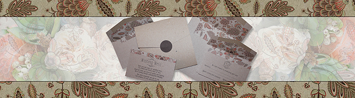 Special Projects – Wedding Invitations