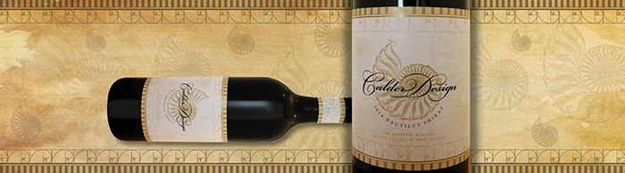 Special Projects – Wine Label
