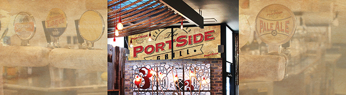 Special Projects – PortSide Grill